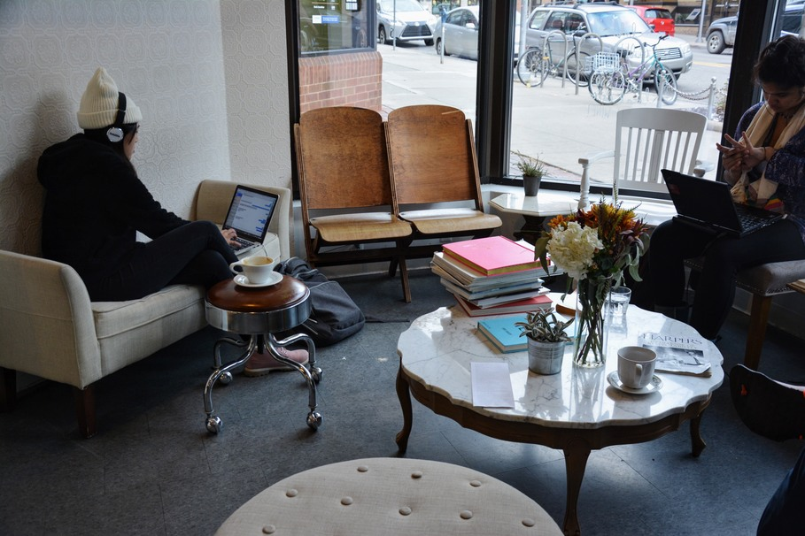 The Unofficial Ranking of Ann Arbor's Best Coffee Shops for Studying