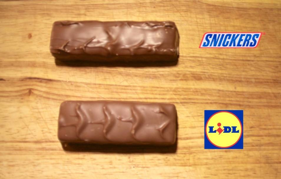 All Chocolate Bars Names
