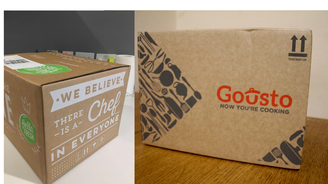 A Review Of 2 Popular Meal Subscription Boxes