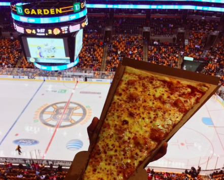 where to find the best food at td garden