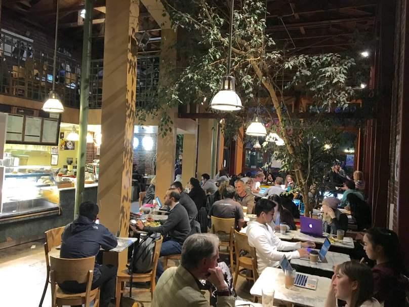 9 Amazing Berkeley Cafes For Studying