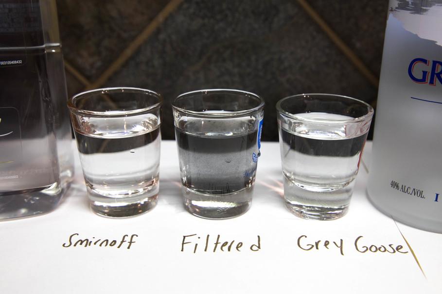 This Diy Filter Makes Cheap Vodka Taste Like Grey Goose