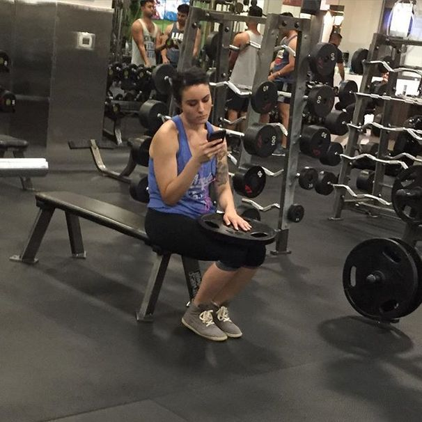 The 12 Types Of People You See At The Gym