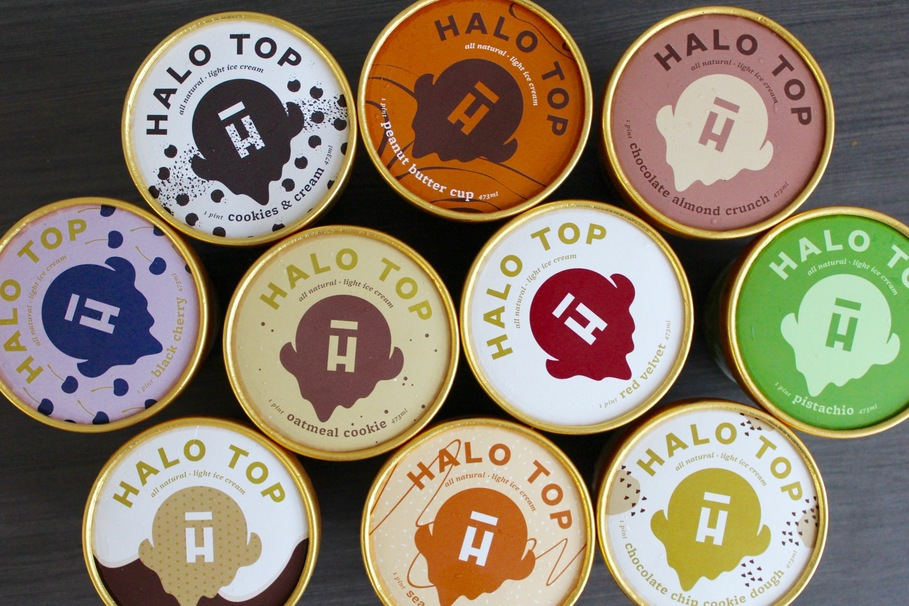 All 24 Halo Top Flavors Ranked By Taste