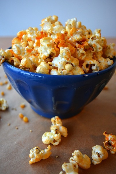 how to make sweet popcorn recipe