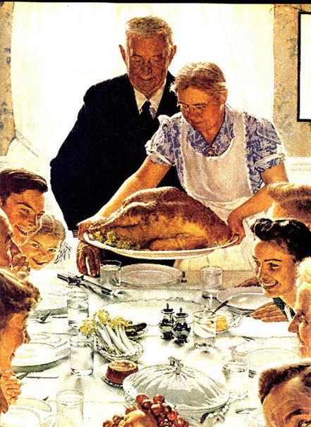 The History of the Foods We Eat on Thanksgiving