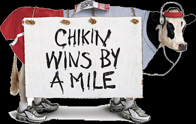 Chick Fil A Free Food December