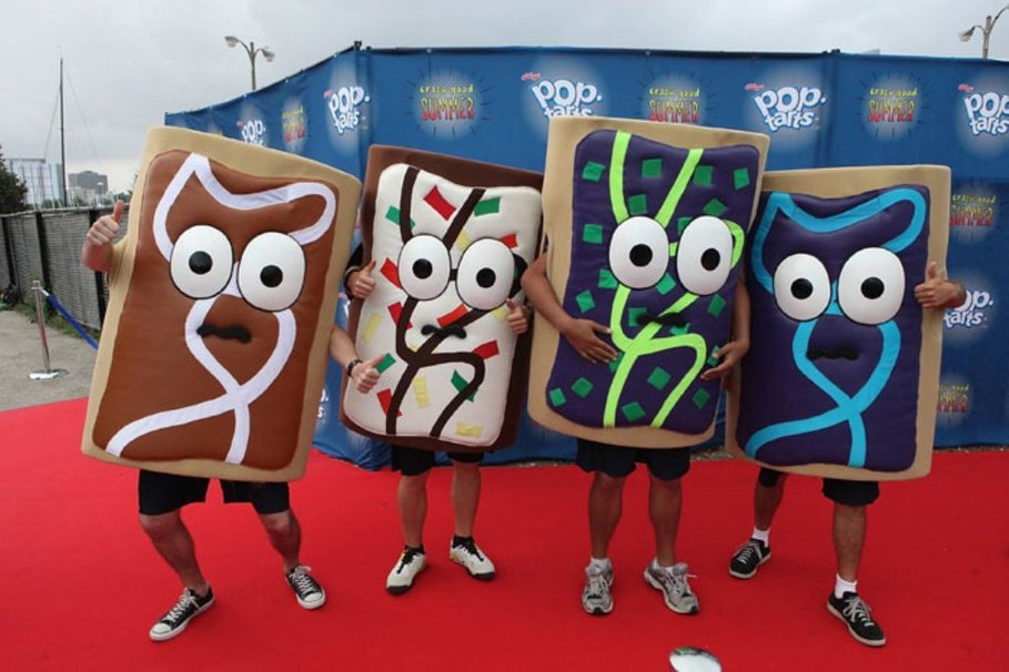 the history of the pop tart