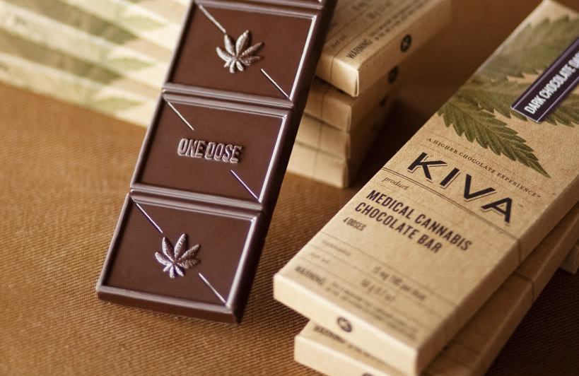 This Gourmet Weed-Infused Chocolate Bar Is Becoming Mainstream