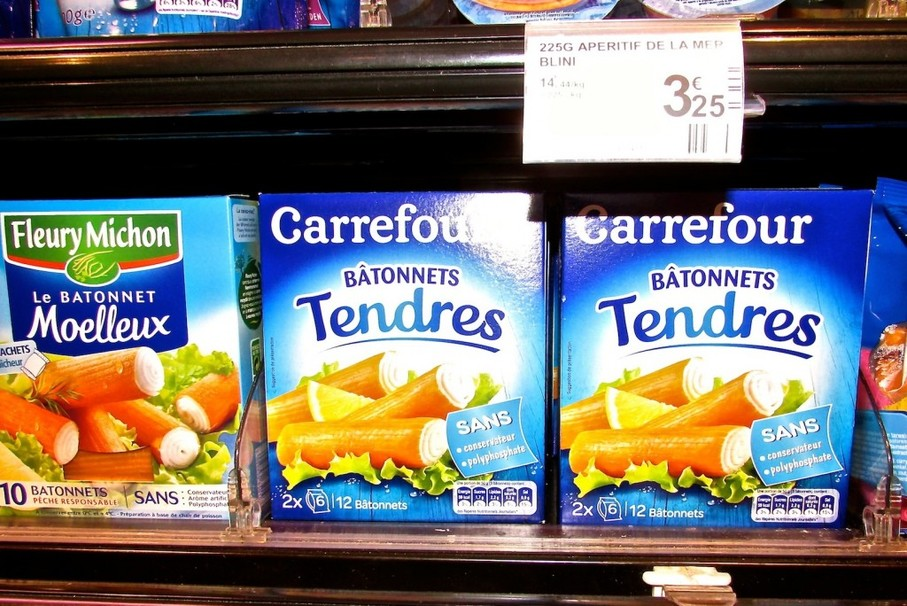 10 Weird Things That Exist in a French Grocery Store