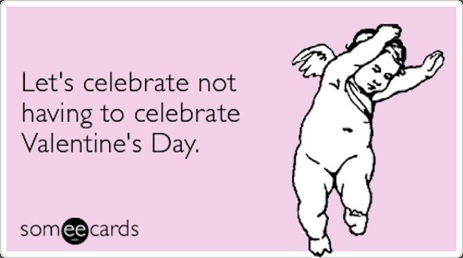 the dark, sad truth about valentine's day, Ideas