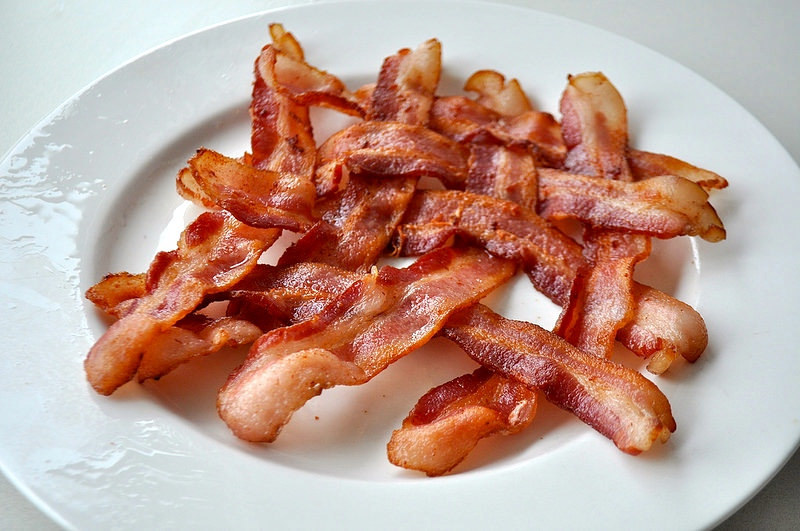 is bacon gluten free and does it matter
