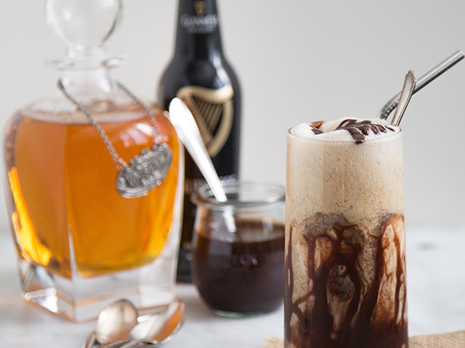 25 Boozy Desserts to Get Drunk Off This Weekend