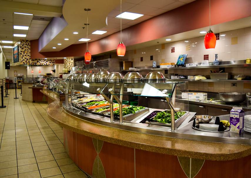 The definitive ranking of stanford dining halls for U of t dining hall