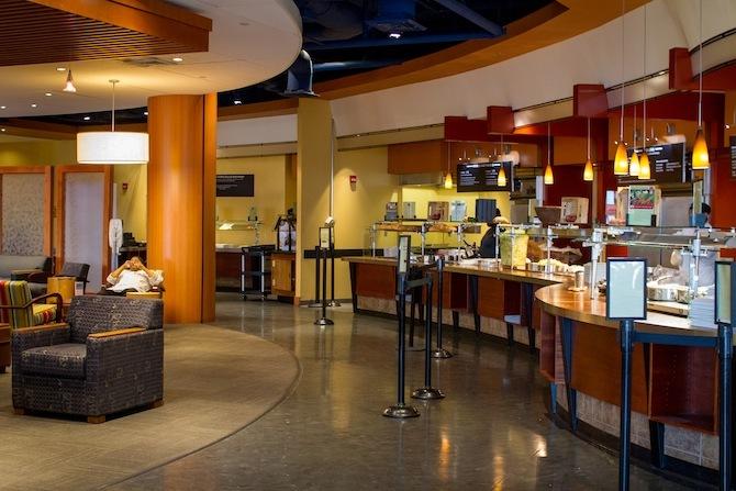 St Vincent Cafeteria Menu
