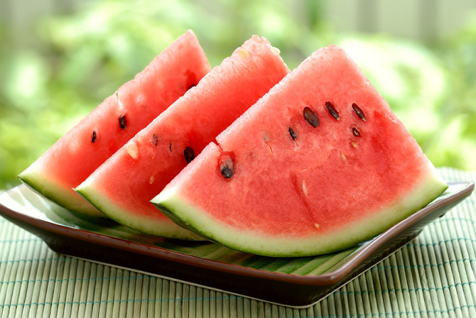 essay on watermelon for class 1