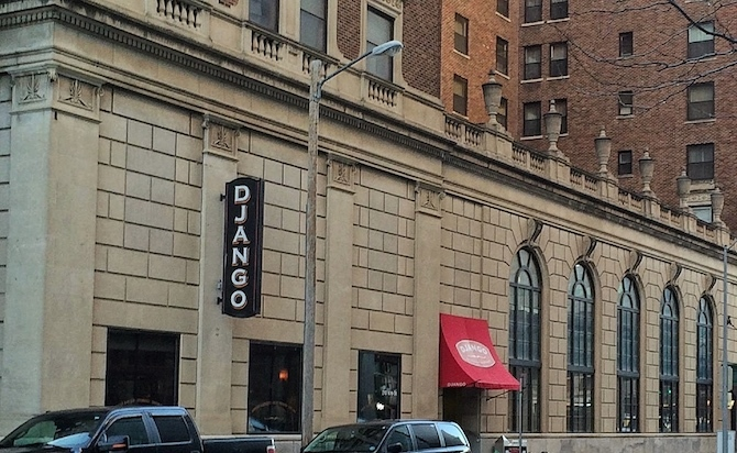 Django New York Restaurant