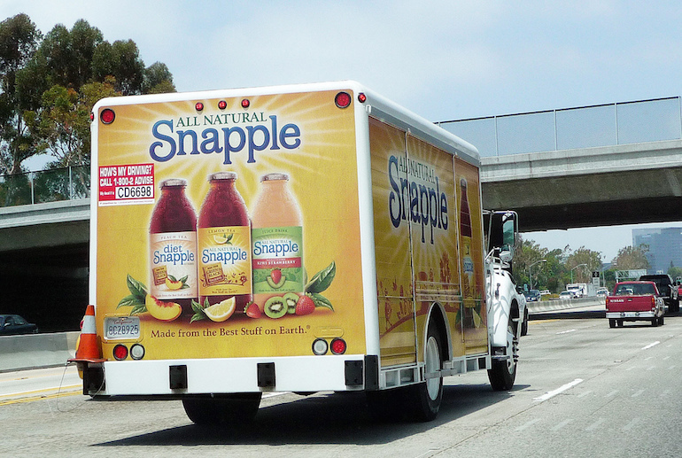 are diet snapple good for you