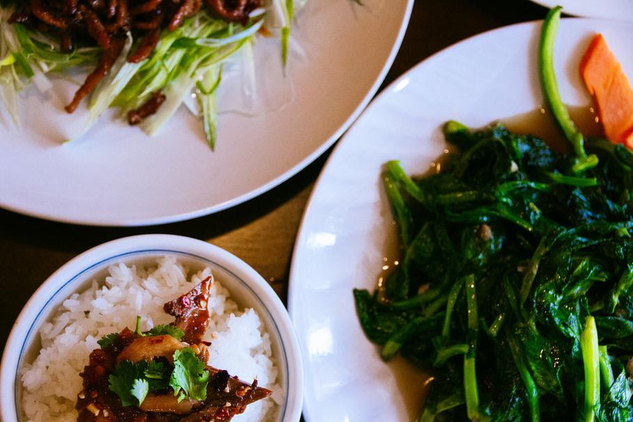 Chinese Food Binghamton University
