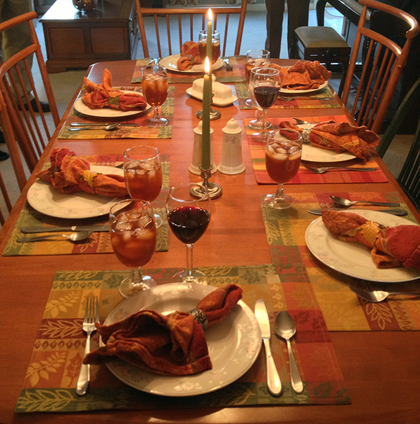 4 Reasons Your First Thanksgiving Break Home From College