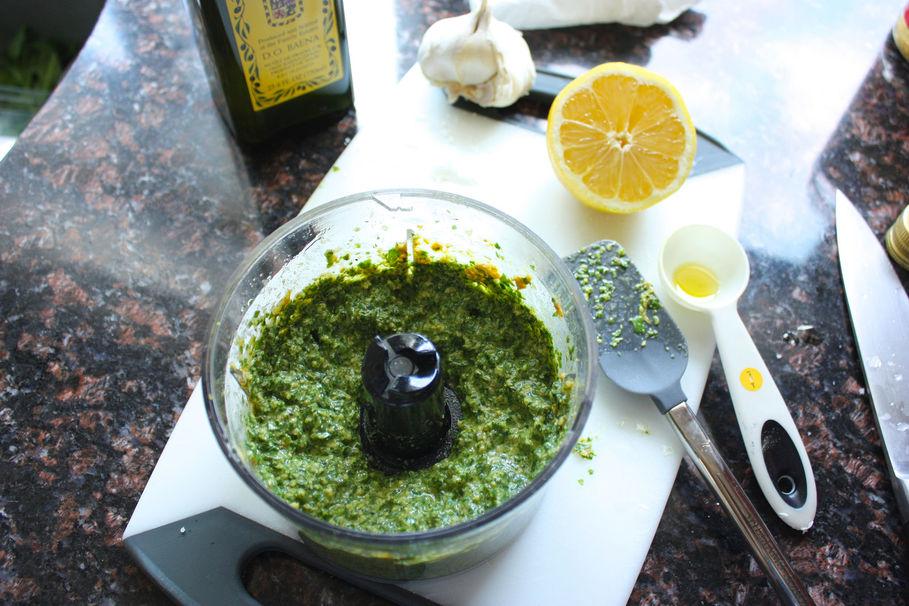 Homemade Pesto Sauce: A Secret Italian Family Recipe
