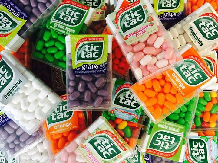 7 things you never knew about tic tacs