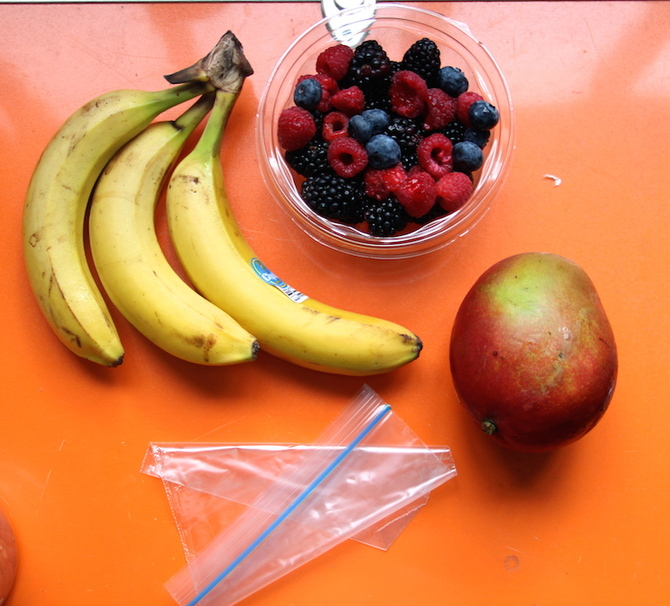 Healthy Breakfasts on the Go! Quick Foods For a Busy Schedule:)