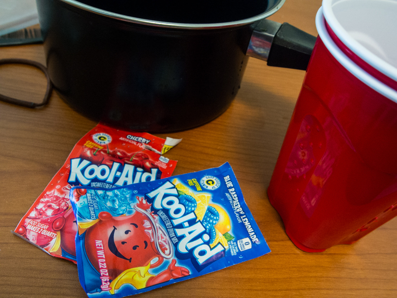How To Dye Your Hair Using Kool Aid