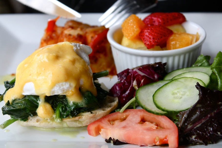 Top 5 Brunch Spots To Hit Up This Easter Sunday