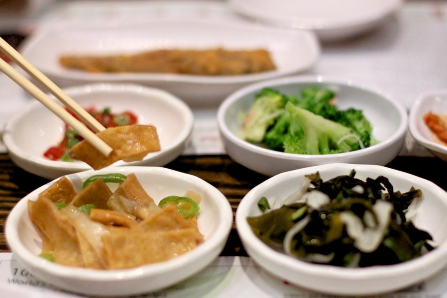 Everything You Need To Know About Korean Side Dishes