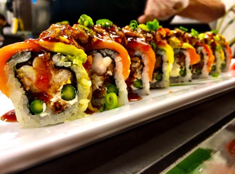 Make It Raw 7 Of The Top Sushi Restaurants In Tallahassee