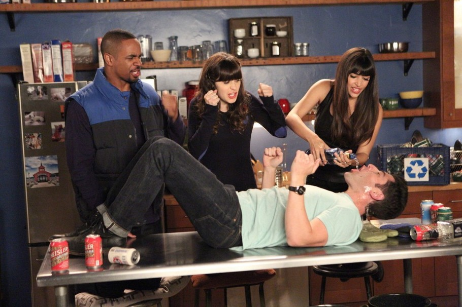 'New Girl' stars give 'True American' tips: 'The first ...