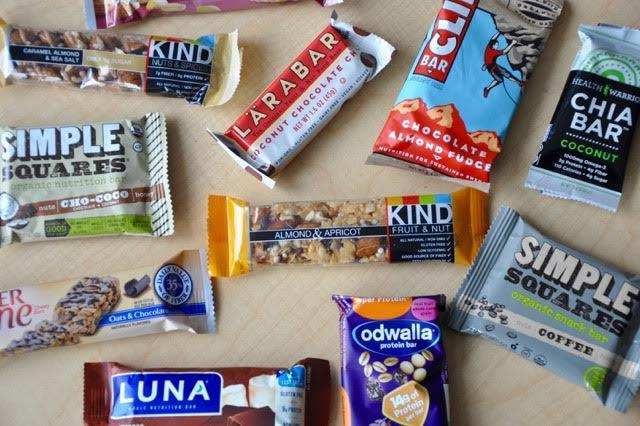 Energy Bars Brands
