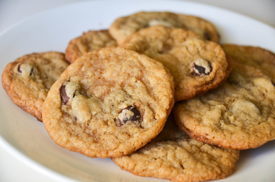Cake And Pastry Flour Chocolate Chip Cookies