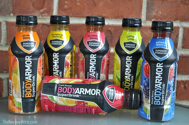 We Taste Tested Body Armor Sports Drink Flavors And It Wasnt Pretty