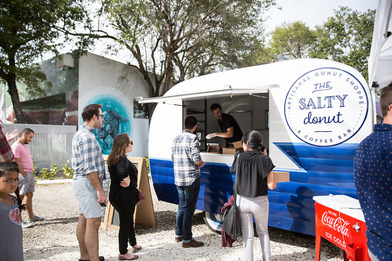 The Salty Donut Miami S First Artisanal Donut Shop