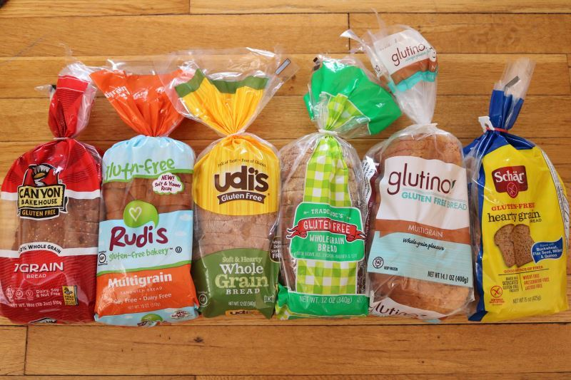 The Definitive Ranking of GlutenFree Breads