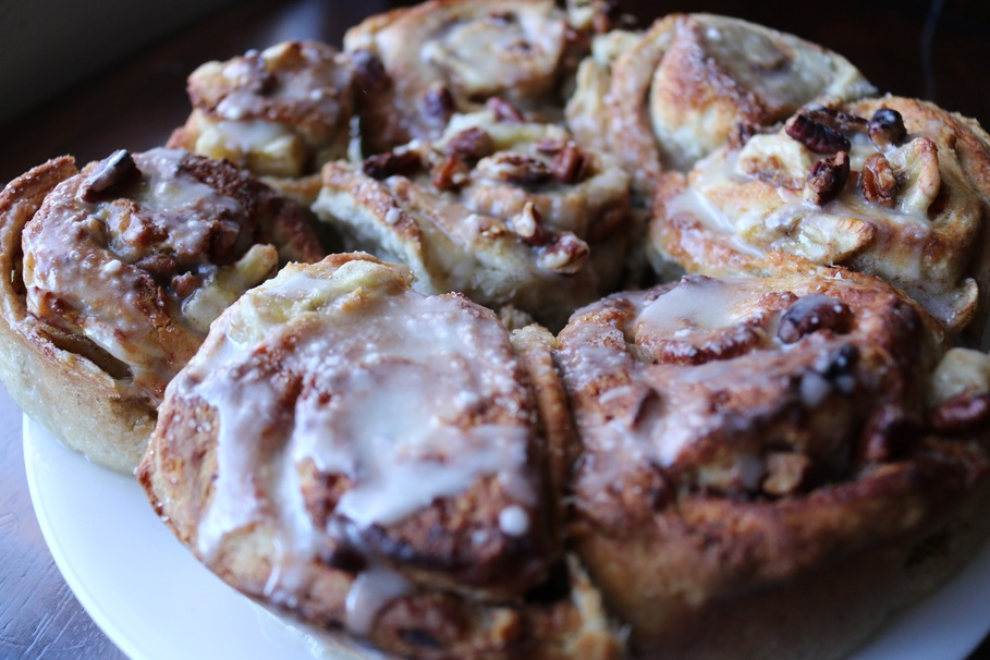 Is a Healthy Cinnamon Roll Too Good to be True?