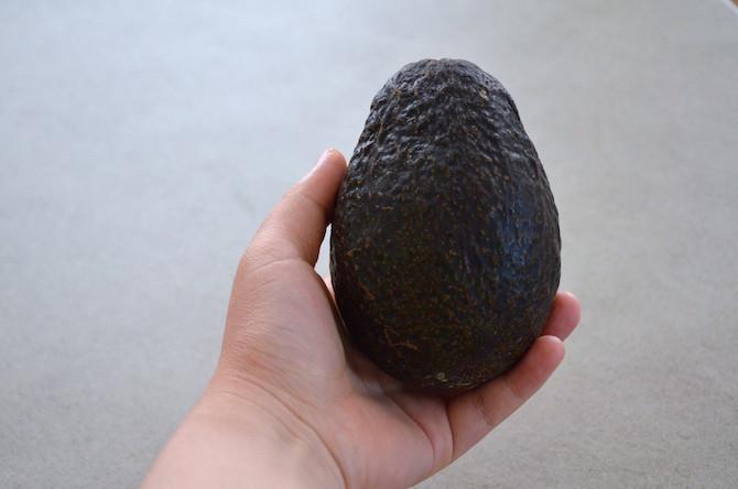 sweet, vegetable, truffle, avocado