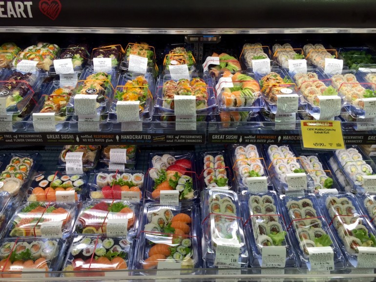7 Reasons to Get Your Sushi From Whole Foods