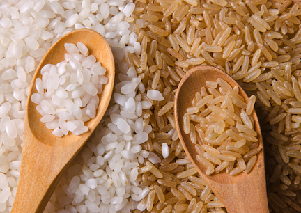 This Is the Real Difference Between White and Brown Rice