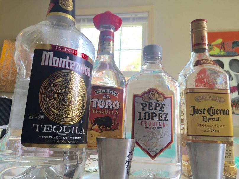 Best cheap tequila brands