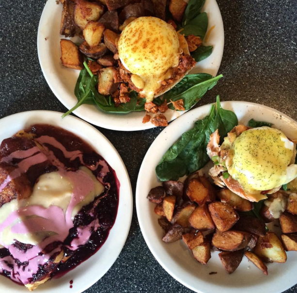 The 14 Best Brunch Spots In Eugene That Will Satisfy Your Hunger