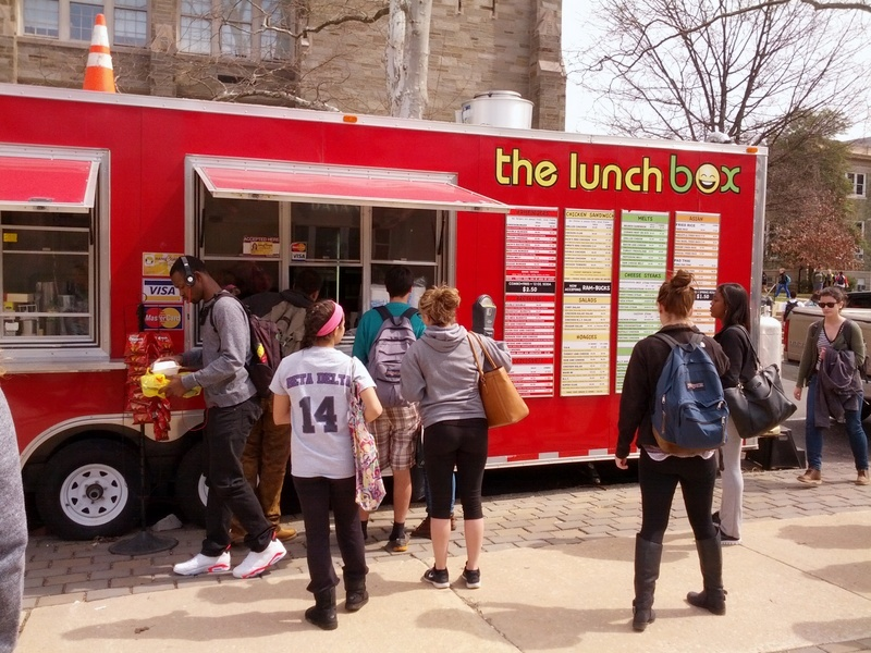West Chester Food Trucks