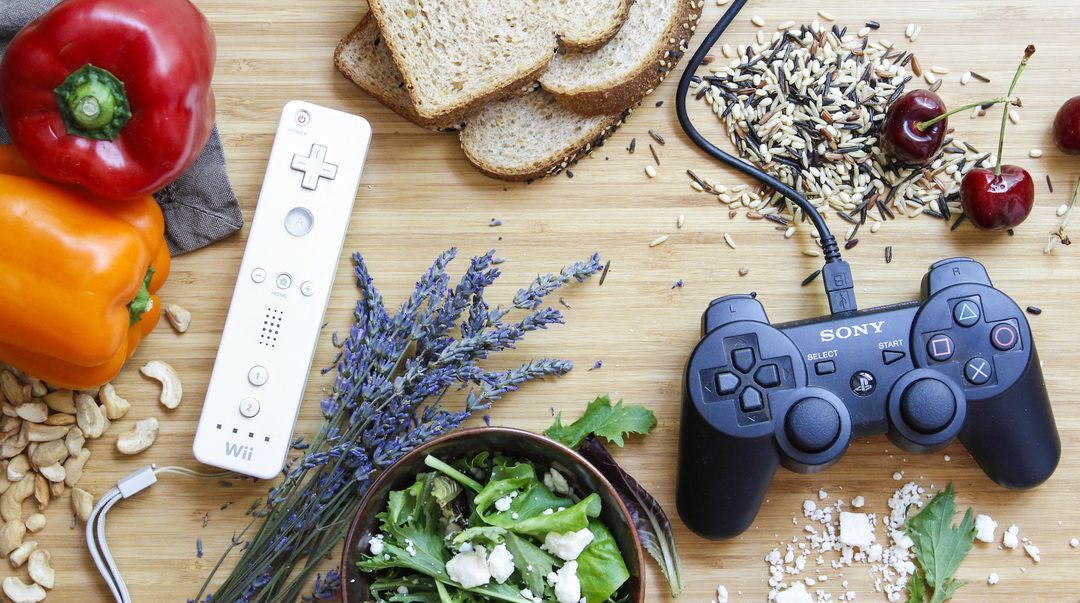 Food and video games