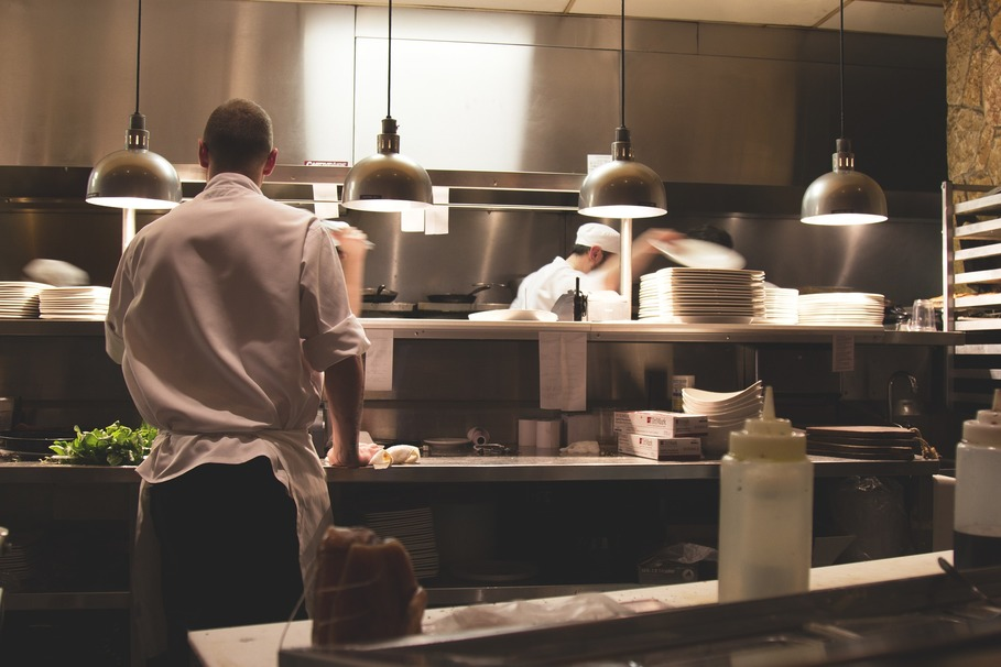 Restaurant Kitchen Jargon food phrases you hear in a professional kitchen and what they