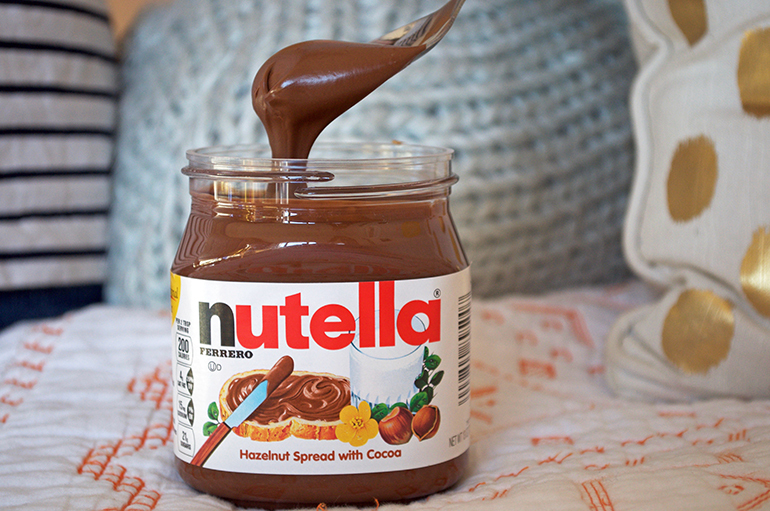 13 Things to Do With Nutella Other Than Eating it From the Jar