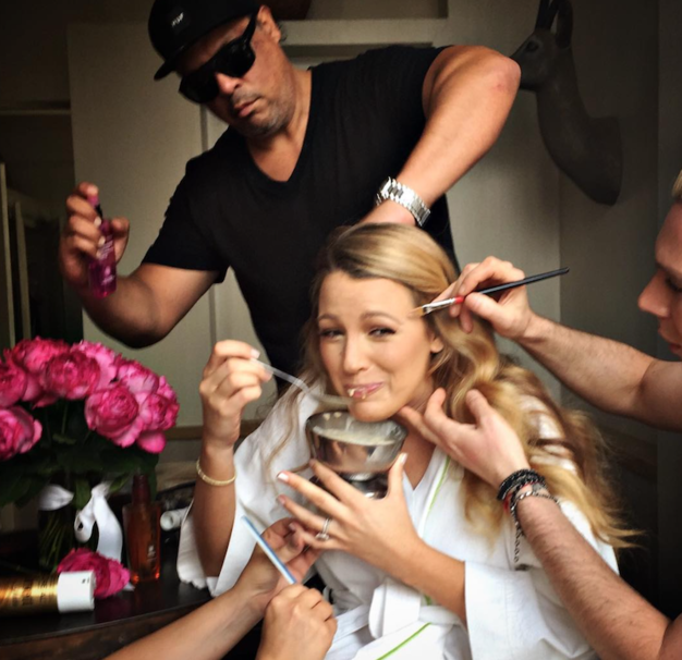12 Reasons Why Blake Lively Should Be Your Celebrity Food Guru