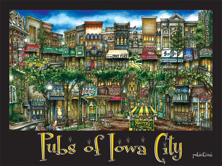 Time iowa city