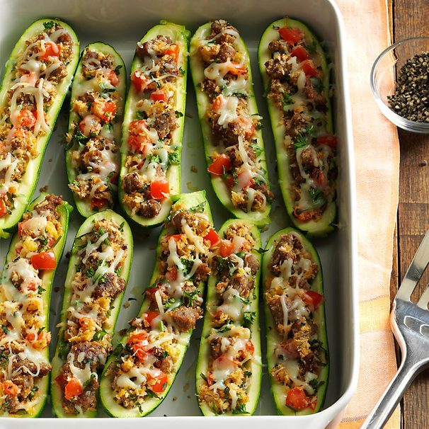 25 Healthy Zucchini Recipes You Need To Make This Summer